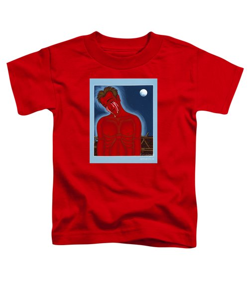 The Passion Of Matthew Shepard 096 Toddler T-Shirt