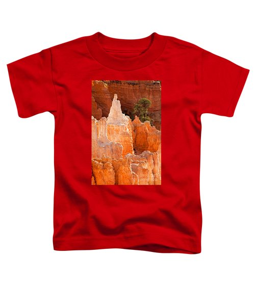 The Pope Sunrise Point Bryce Canyon National Park Toddler T-Shirt