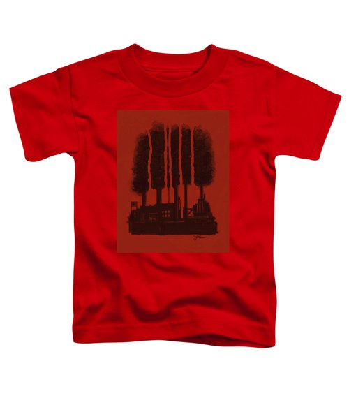 The Tree Factory  Number 10 Toddler T-Shirt