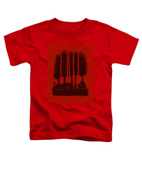 The Tree Factory  Number 11 Toddler T-Shirt