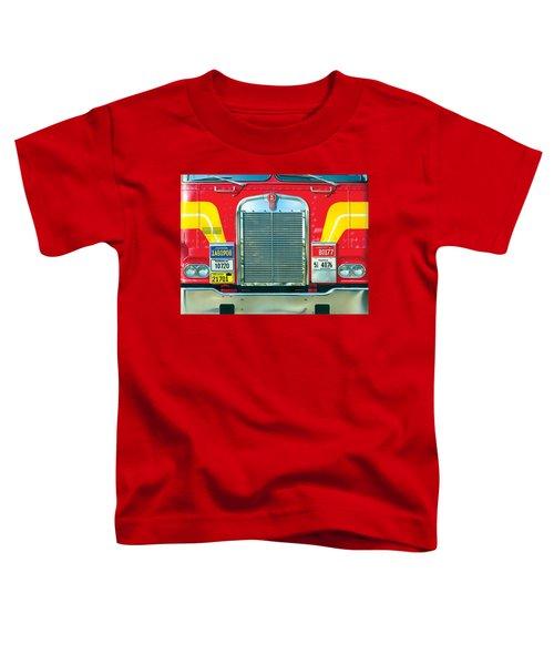 Trucking Toddler T-Shirt