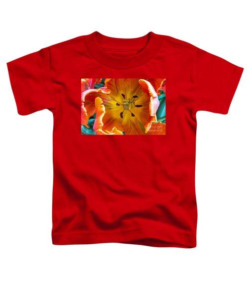 Tulip Two Toddler T-Shirt