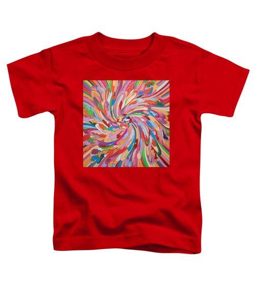 Unfolding Melody Toddler T-Shirt