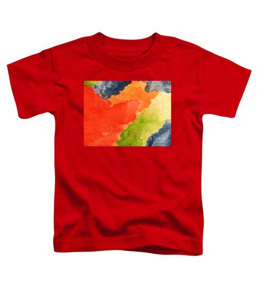 Wash Away Toddler T-Shirt