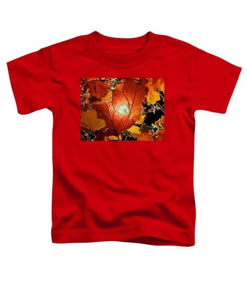 winters autumn in Pasadena Toddler T-Shirt