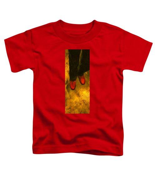 Witch Walking Toddler T-Shirt