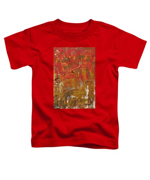 Wonders Of The World 3 Toddler T-Shirt
