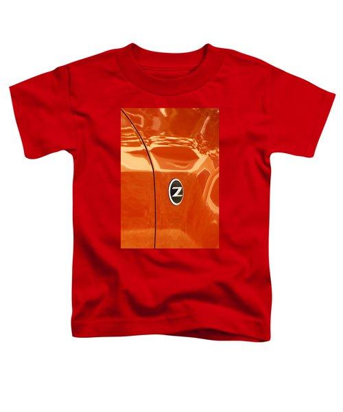 Z Emblem P Toddler T-Shirt