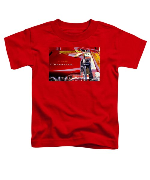 1955 Chevy Bel Air Custom Toddler T-Shirt