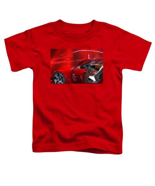 2013 Lexus L F - L C Toddler T-Shirt