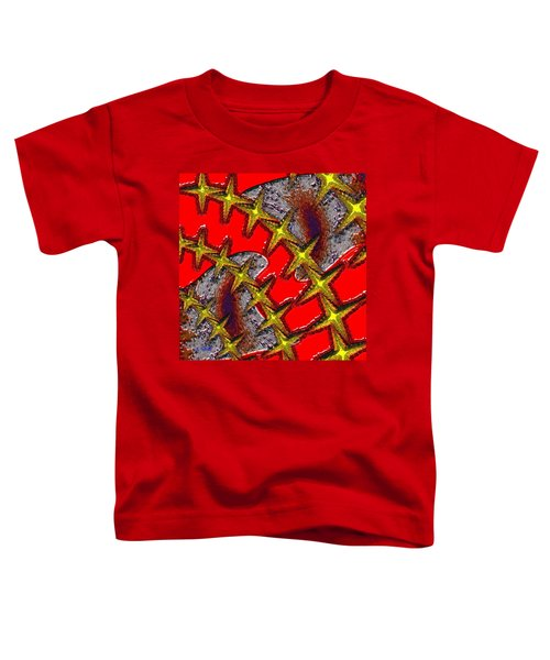Blood On The Wire Toddler T-Shirt