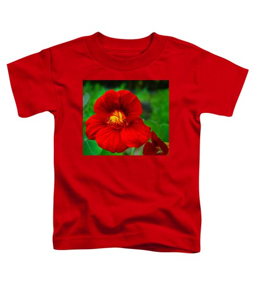 Toddler T-Shirt featuring the photograph Day Lily by Bill Barber