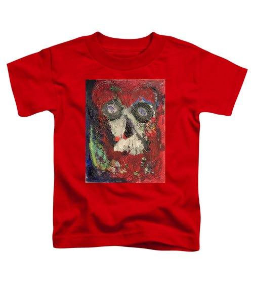 In The Way Of Sin Toddler T-Shirt