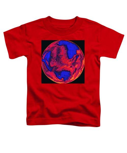 Oceans Of Fire Toddler T-Shirt