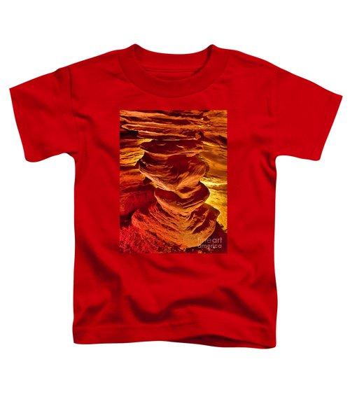 Pillar Of Hercules Toddler T-Shirt