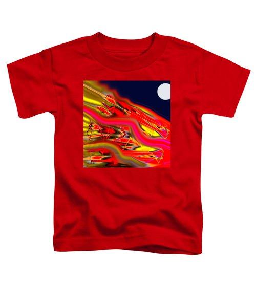 Re-entry Burn Toddler T-Shirt