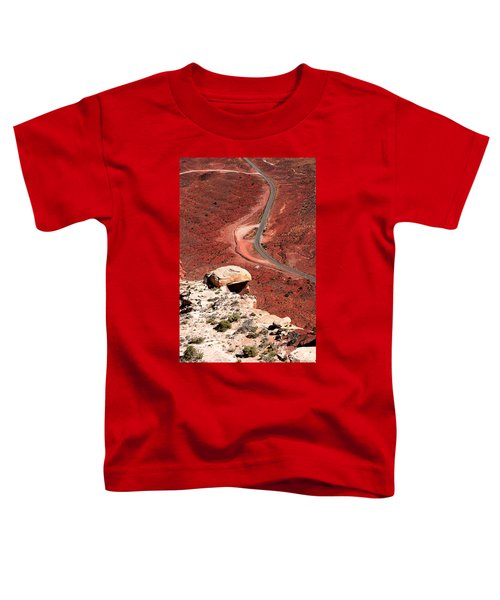 Red Rover Toddler T-Shirt