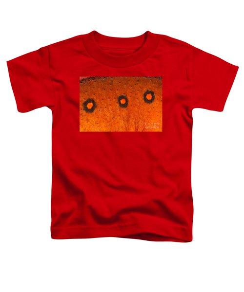 Skin Of Eastern Newt Toddler T-Shirt