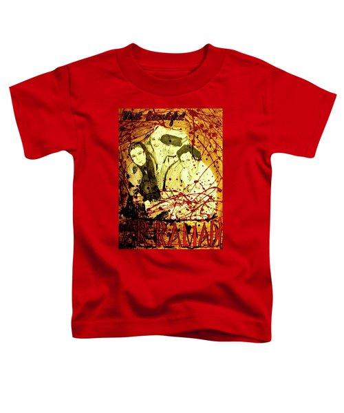 Visit Beautiful Ar Ramadi Toddler T-Shirt