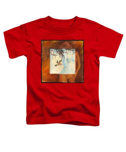 Slightly Censored Toddler T-Shirt