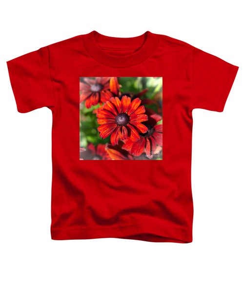 Autumn Flowers Toddler T-Shirt