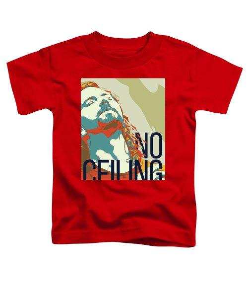 Eddie Vedder Toddler T-Shirt by Greatom London