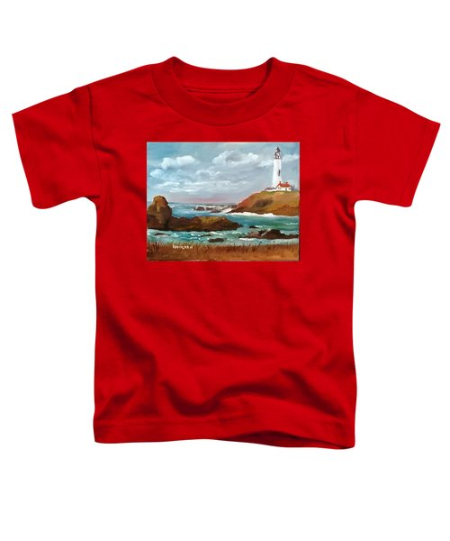 Grand Lighthouse Toddler T-Shirt
