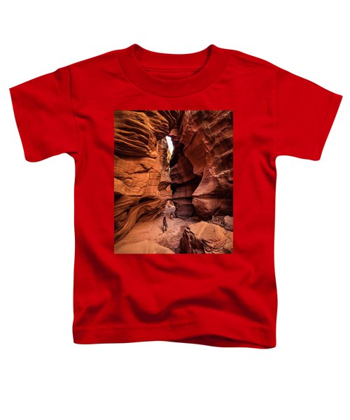 Happy Canyon Toddler T-Shirt
