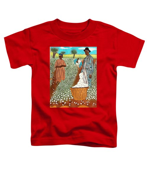 High Cotton Toddler T-Shirt