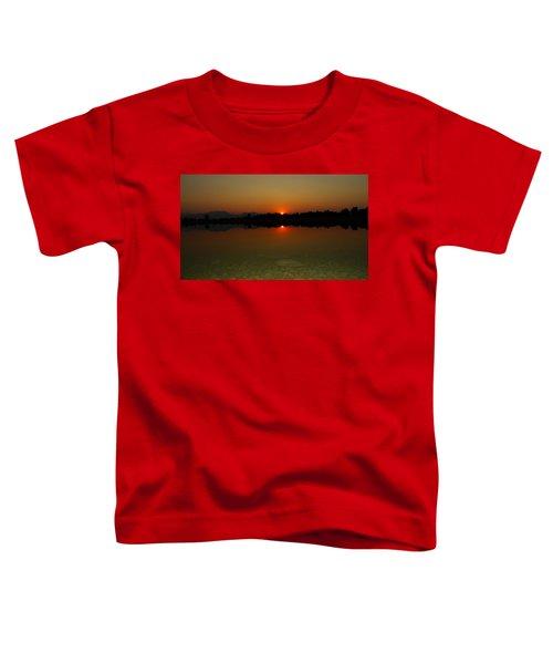 Red Dawn Toddler T-Shirt