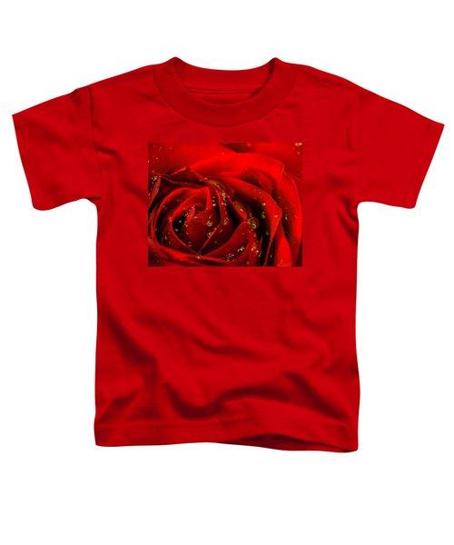 Red Rose 2 Toddler T-Shirt