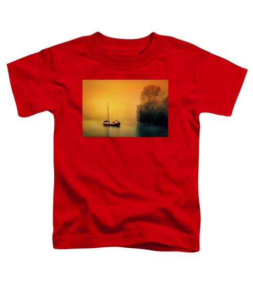 Stillness Of The Morning Toddler T-Shirt