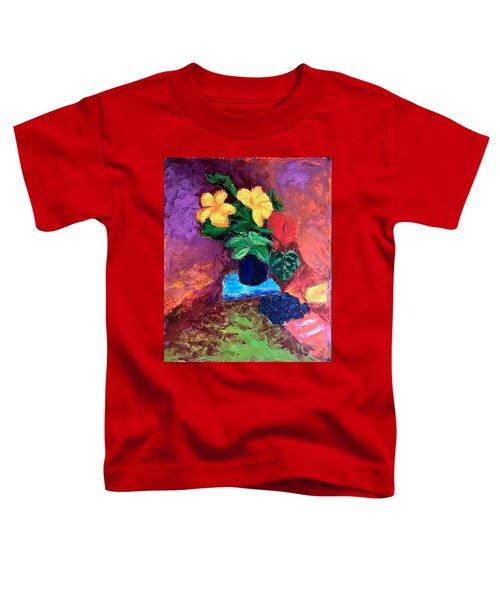 Warm Combination Toddler T-Shirt