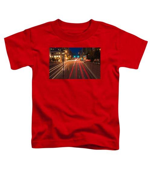 15th Street Toddler T-Shirt
