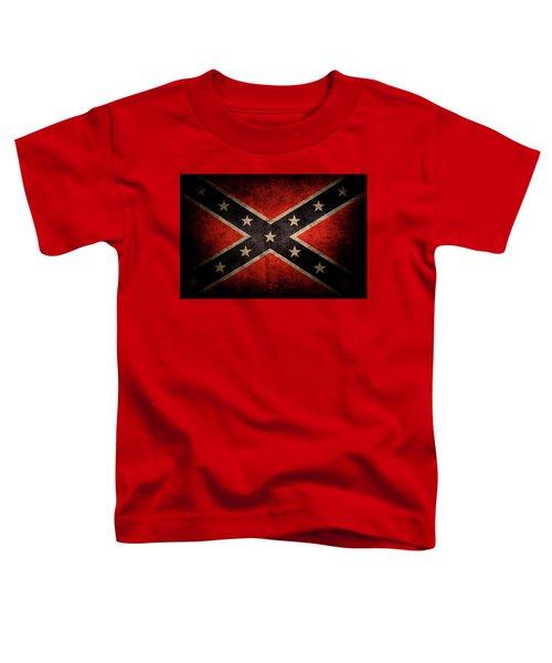 Confederate Flag 7 Toddler T-Shirt