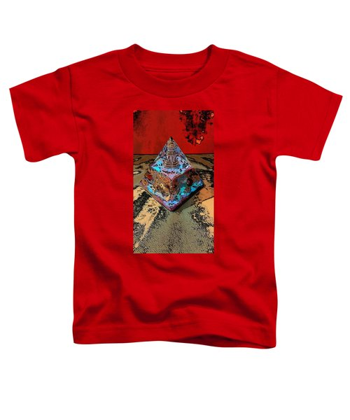 Abstract Orgone Toddler T-Shirt
