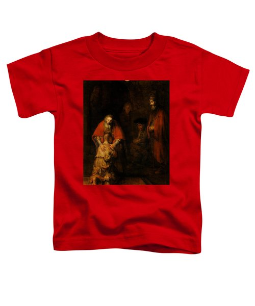 Return Of The Prodigal Son Toddler T-Shirt