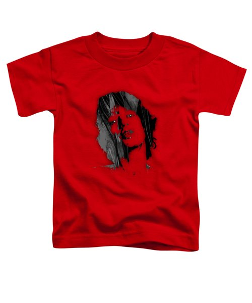 Mick Jagger Collection Toddler T-Shirt