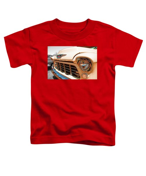 '55 Chevy 3100 Toddler T-Shirt