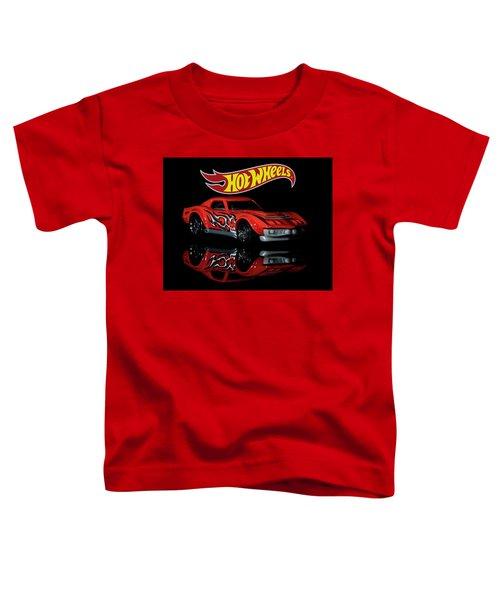 '69 Chevy Corvette-2 Toddler T-Shirt