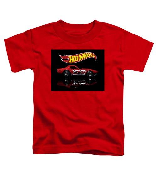 '69 Chevy Corvette Toddler T-Shirt