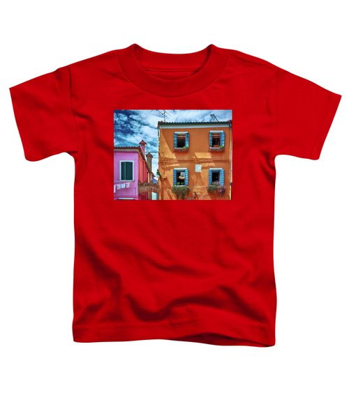 A Fragment Of Color Toddler T-Shirt