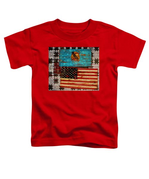 A Good Day In The Usa Toddler T-Shirt