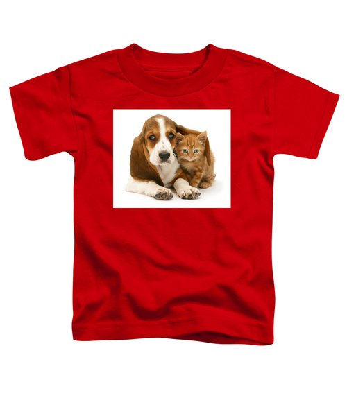 A New Meaning To Cat Flap Toddler T-Shirt