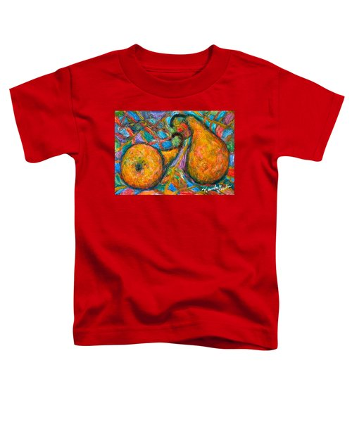 A Pair Toddler T-Shirt