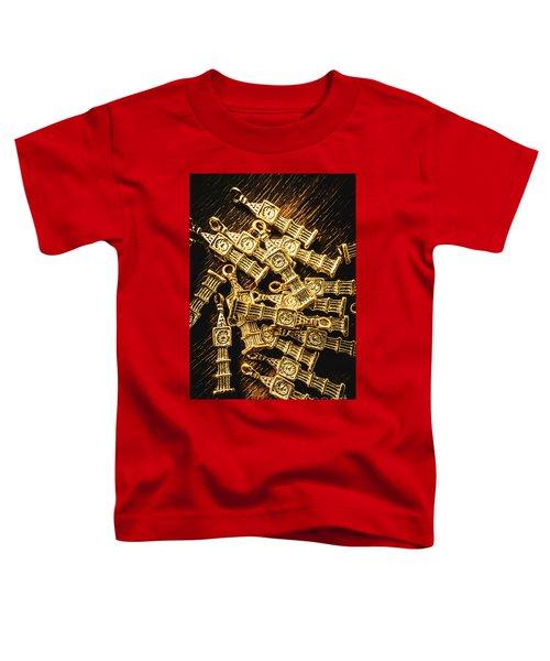 A Uk Keepsake Toddler T-Shirt