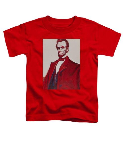 Abe Toddler T-Shirt