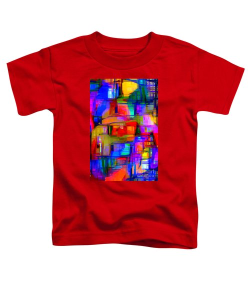 Abstract 1293 Toddler T-Shirt