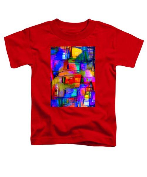 Abstract 1293 Toddler T-Shirt
