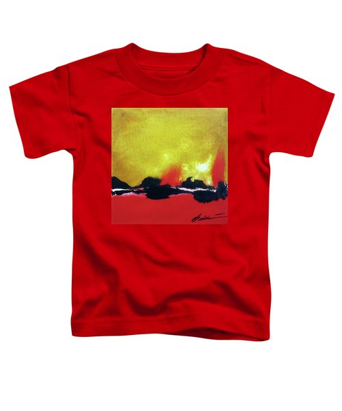 Abstract 201207 Toddler T-Shirt